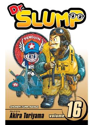 cover image of Dr. Slump, Volume 16