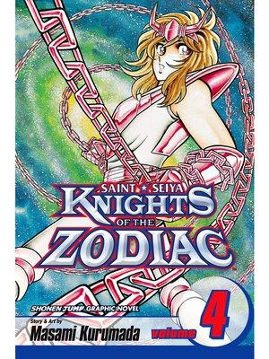 cover image of Knights of the Zodiac (Saint Seiya), Volume 4