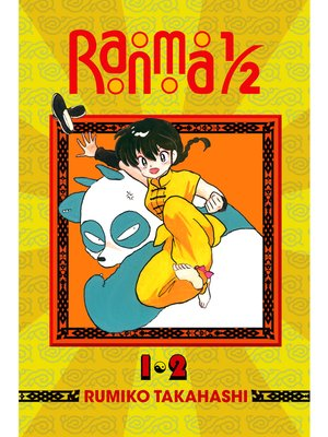 cover image of Ranma 1/2 (2-in-1 Edition), Volume 1