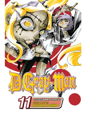 cover image of D.Gray-man, Volume 11