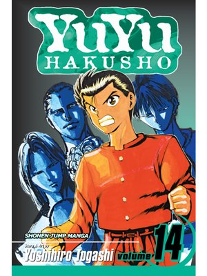 cover image of YuYu Hakusho, Volume 14