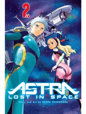 cover image of Astra Lost in Space, Volume 2