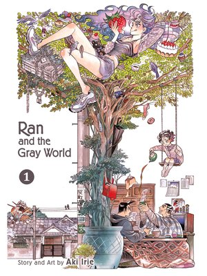 cover image of Ran and the Gray World, Volume 1