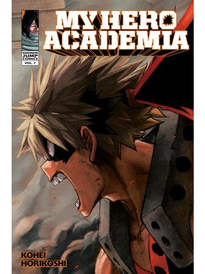 cover image of My Hero Academia, Volume 7
