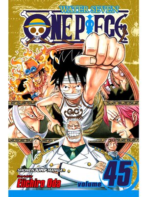 cover image of One Piece, Volume 45