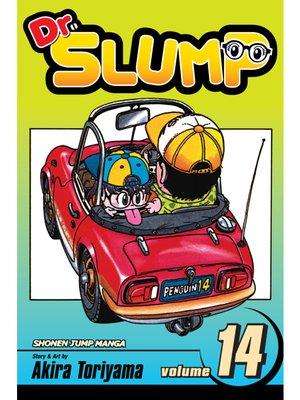 cover image of Dr. Slump, Volume 14