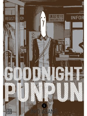 cover image of Goodnight Punpun, Volume 5