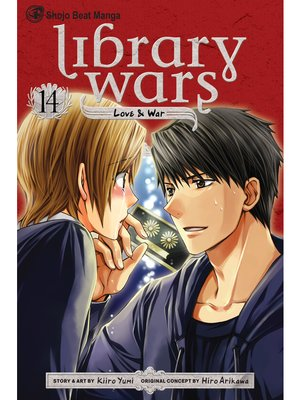 cover image of Library Wars: Love & War, Volume 14