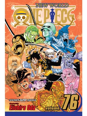 cover image of One Piece, Volume 76