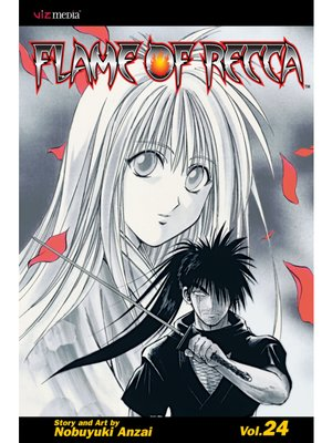 cover image of Flame of Recca, Volume 24