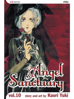 cover image of Angel Sanctuary, Volume 10