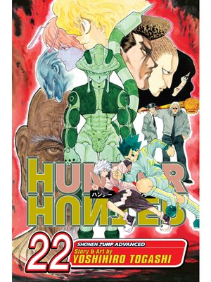 cover image of Hunter x Hunter, Volume 22