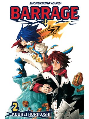 cover image of Barrage, Volume 2