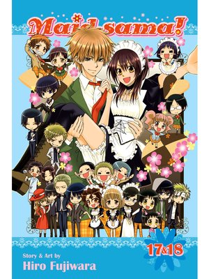 cover image of Maid-sama! (2-in-1 Edition), Volume 9