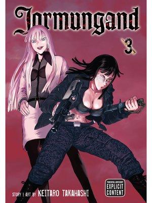 cover image of Jormungand, Volume 3