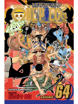 cover image of One Piece, Volume 64
