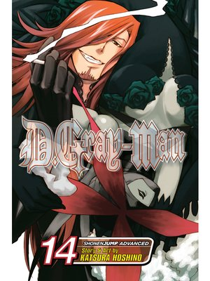 cover image of D.Gray-man, Volume 14