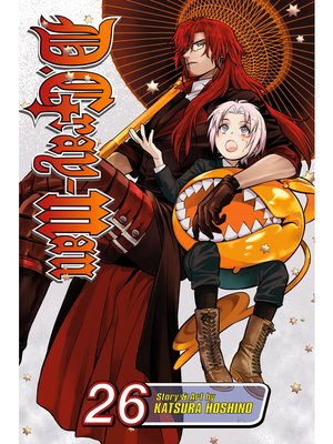 cover image of D.Gray-man, Volume 26
