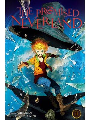 cover image of The Promised Neverland, Volume 11