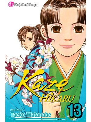 cover image of Kaze Hikaru, Volume 13