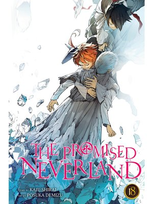 cover image of The Promised Neverland, Volume 18