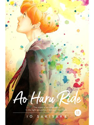 cover image of Ao Haru Ride, Volume 11