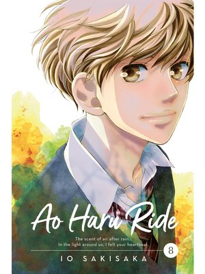 cover image of Ao Haru Ride, Volume 8