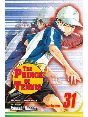 cover image of The Prince of Tennis, Volume 31