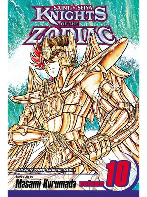 cover image of Knights of the Zodiac (Saint Seiya), Volume 10