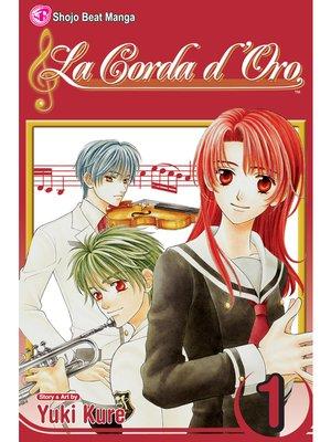 cover image of La Corda d'Oro, Volume 1
