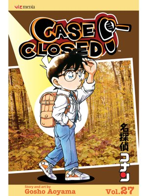 cover image of Case Closed, Volume 27