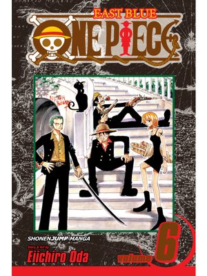 cover image of One Piece, Volume 6