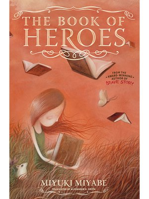 cover image of The Book of Heroes