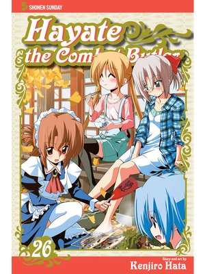 cover image of Hayate the Combat Butler, Volume 26