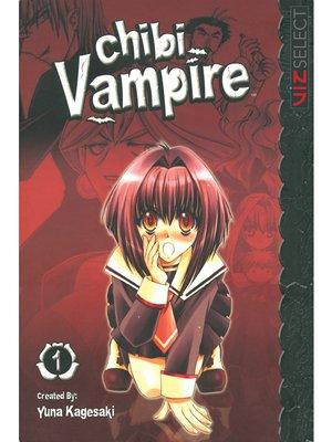 cover image of Chibi Vampire, Volume 1