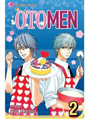 cover image of Otomen, Volume 2