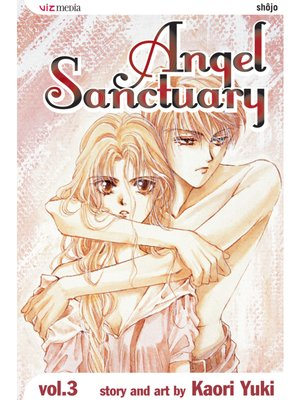 cover image of Angel Sanctuary, Volume 3