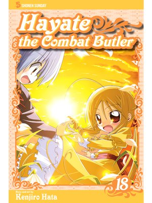 cover image of Hayate the Combat Butler, Volume 18