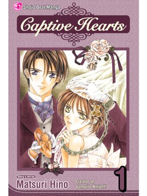 cover image of Captive Hearts, Volume 1
