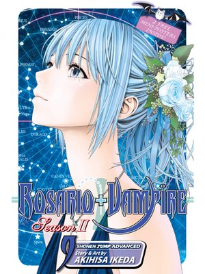 cover image of Rosario+Vampire: Season II, Volume 9