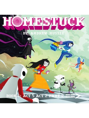 cover image of Homestuck, Book 6