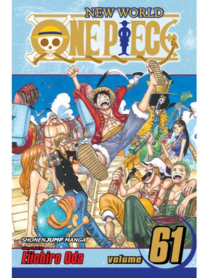 cover image of One Piece, Volume 61