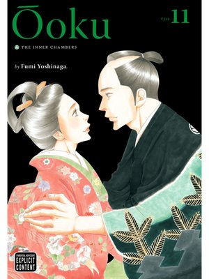 cover image of Ôoku: The Inner Chambers, Volume 11