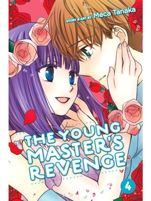 cover image of The Young Master's Revenge, Volume 4