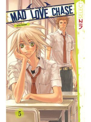 cover image of Mad Love Chase, Volume 5