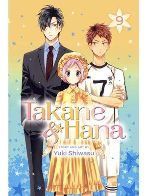 cover image of Takane & Hana, Volume 9