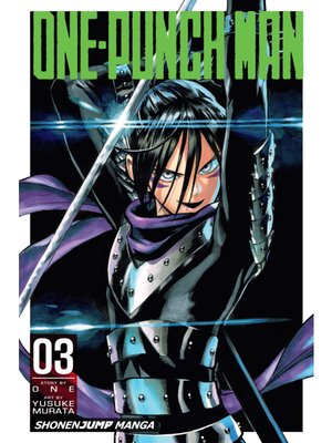 cover image of One-Punch Man, Volume 3
