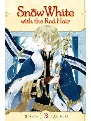 cover image of Snow White with the Red Hair, Volume 12