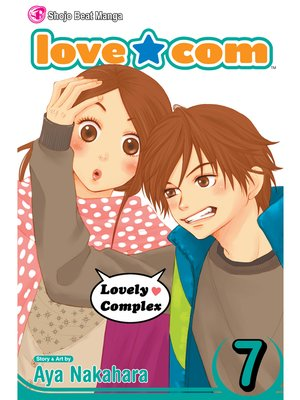 cover image of Love Com, Volume 7