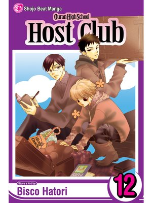 cover image of Ouran High School Host Club, Volume 12